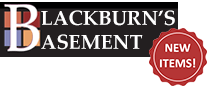 Blackburn's Basement